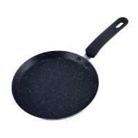 Сковорода блинная с мраморным покрытием Kamille – 22 х 2 см 0619MR