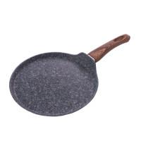 Сковорода блинная с гранитным покрытием Kamille – 24 х 1.5 см 4171